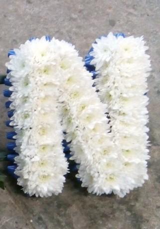 Floral Based Lettering