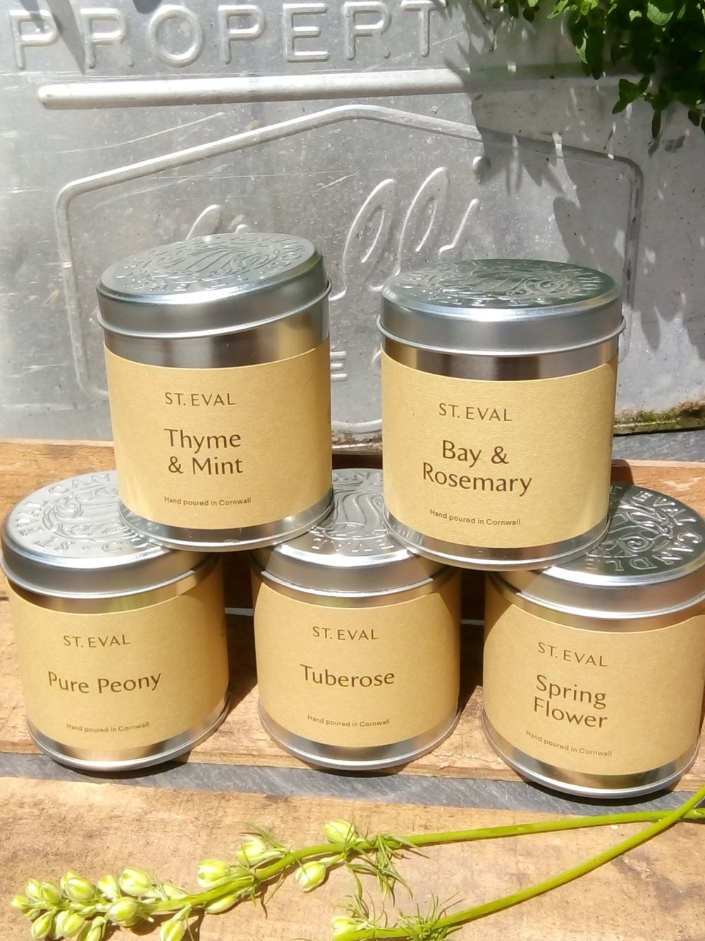 St Eval Candle