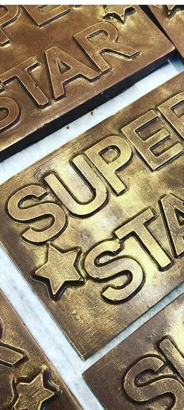 Super Star Chocolate Bar