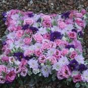 Floral Pillow 18